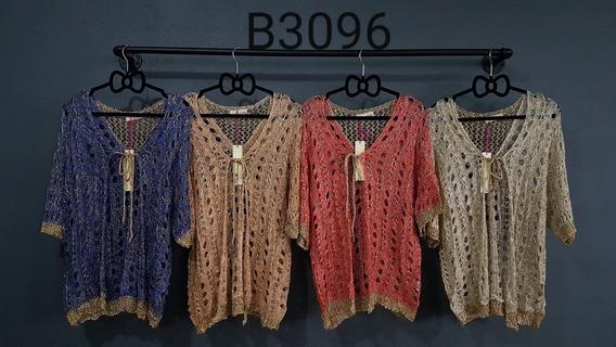 Lote De 10 Piezas De Ensamble Crochet Para Dama En Colores