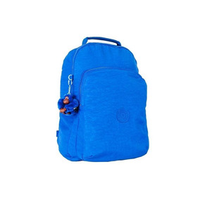 Kipling Mochila Gouldi Azul Broken Blue 1536165f