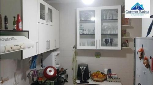 Imagem 1 de 8 de Apartamento A Venda No Bairro Jardim Paulicéia Em Campinas - 2128-1