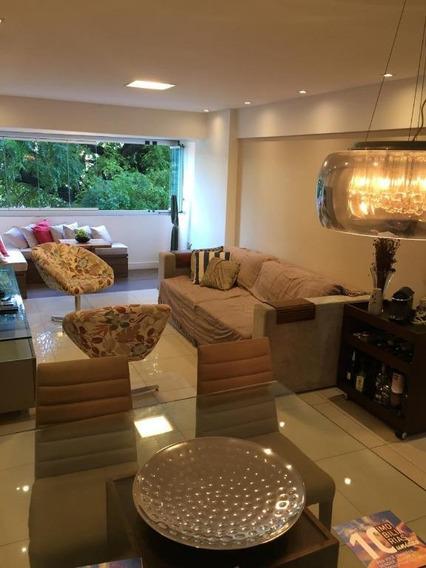 Apartamento Com 3 Dormitórios À Venda, 87 M² Por R$ 325.000,00 - Tamarineira - Recife/pe - Ap3138