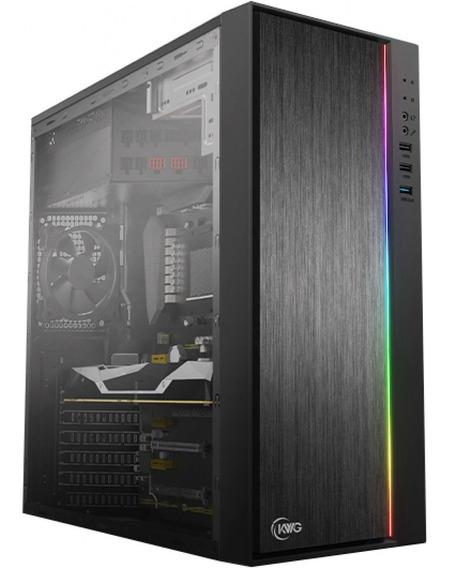 Cpu Gamer Amd Ryzen 5 3400g 16gb Ssd 240gb Rx Vega 11 C/nfe