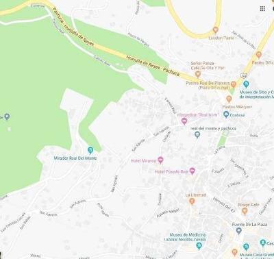 Mina En Venta En Mineral Del Monte, Hidalgo