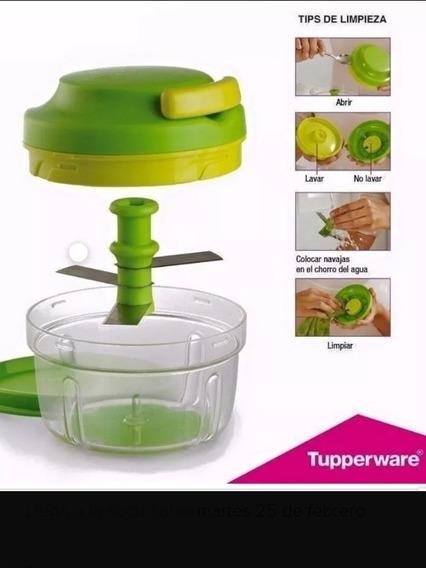 Mini Chef Tupperware - Picador, Triturador, Multiprocesador