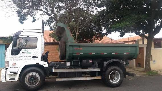 Caminhão Iveco Vertis 130v18 Caçamba Basculante 5m3