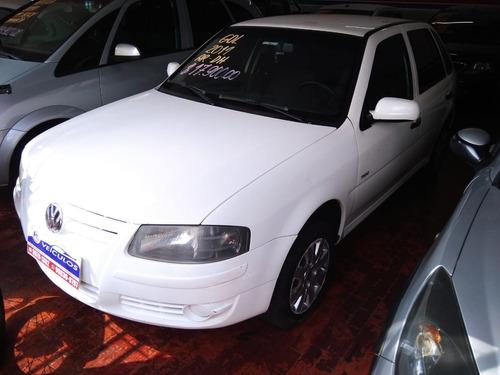 Volkswagen Gol Trend 1.0 Branco 2011