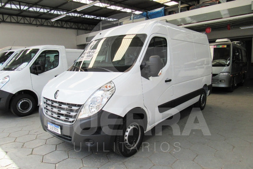 Renault Master L2h2 2020/2021 0km Furgão