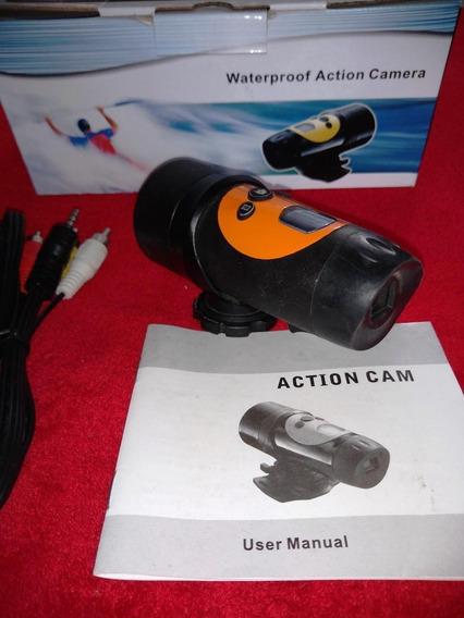 Action Camera Aventura Bullet