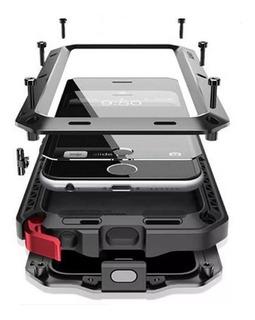 Funda Armor Survivor Samsung S10 S10e S10 Plus S8 S9 Metal