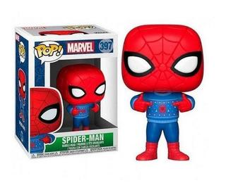 Funko Pop Marvel Spider-man 397 Nuevo Vdgmrs
