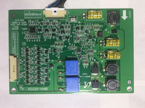 Placa Inverter Monitor Samsung Xl2370