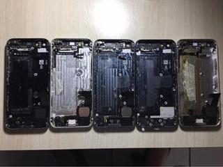 Varios Carcaças iPhone 5 - Retirar Peças #007#