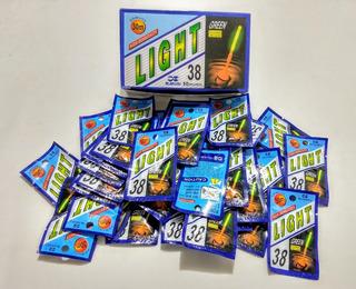 Bastão Luminoso Para Pesca/luz 4.5x38mm-caixa C/50 Peças