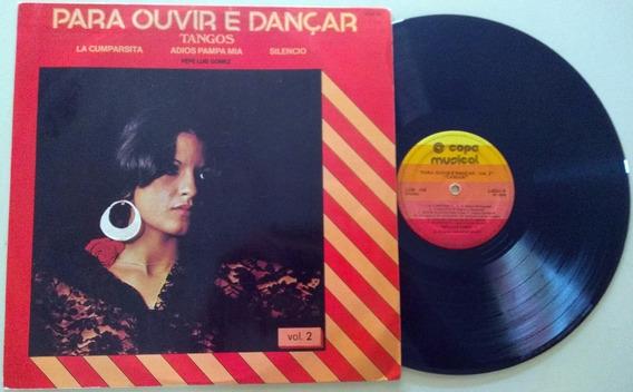 Vinil: Pépé Luis Gomez - Para Ouvir E Dançar Vol. 2 Tangos