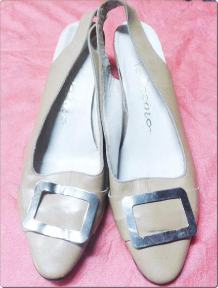 Vintage Zapatos Mujer Varecino