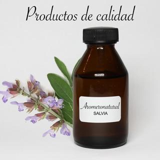 Aceite Esencial De Salvia X 100ml Puro Natural Excelente