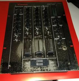 Vestax Pmc17a Mixer De Áudio Profissional Com Inno Fader