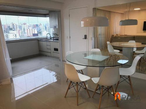 Imagem 1 de 29 de Apartamento Com 3 Dormitórios À Venda, 128 M² Por R$ 939.000 - Centro - Santo André/sp - Ap0424