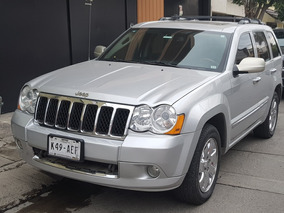 Jeep Grand Cherokee 5.7 Overland Mt 2009