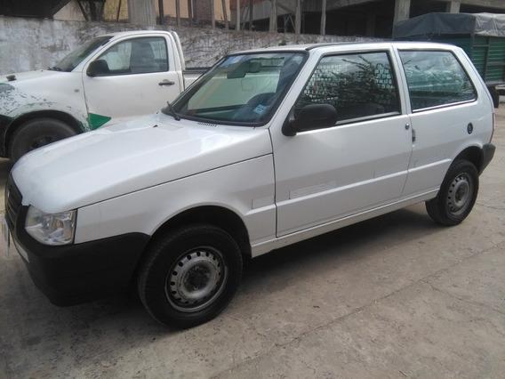Fiat Uno Cargo Con Aire Motor 1.3 Nafta