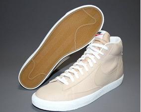 Nike Sb Blazer Mid Premium Linen Tamanho 46 (13 Usa)