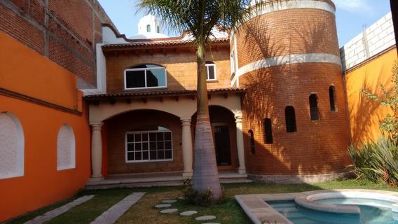 Bonita Casa En Renta Cerca De Galerias Cuernavaca