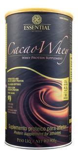 Cacao Whey (900g) Essential Nutrition
