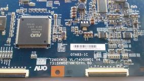 Placa Tcon Da Tv Sony Klv-40m400a T260xw02 Vl/t400xw01 V4