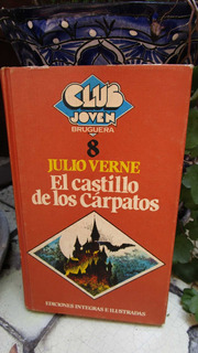 Julio Verne, El Castillo De Los Cárpatos