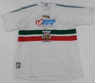 Camisa Baraúnas Mossoró Rio Grande Do Norte - 01