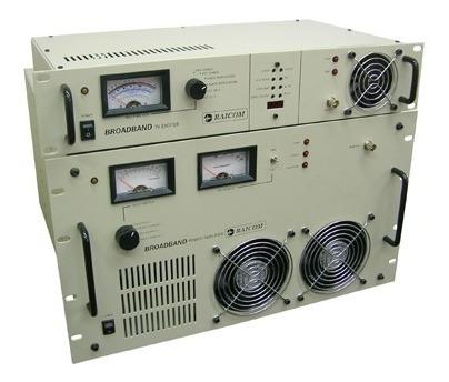 Transmisor De Tv Vhf Canal 7 Al 13 1000w Incluye Dipolos