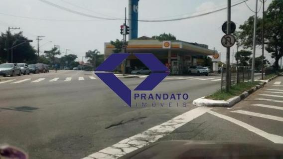 Posto De Gasolina Com Prédio, Esta Alugado O Posto. - Pr0107