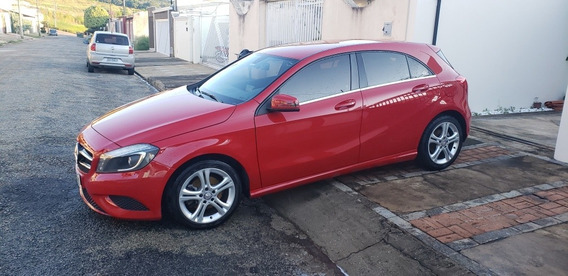 Mercedes-benz Classe A 1.6 Style Turbo 5p 2015