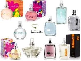 Perfumes Miniaturas Jequiti
