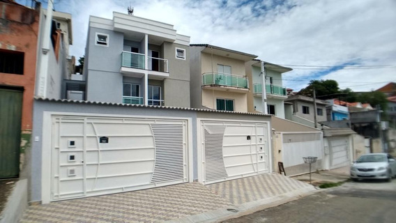 Sobrado Com 3 Dormitórios À Venda Por R$ 470.000 - Center Ville - Arujá/sp - So0103