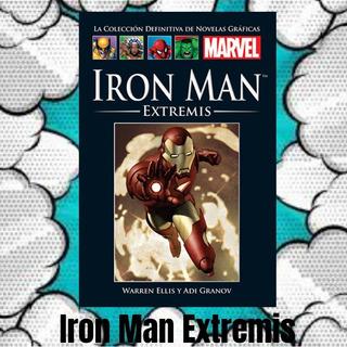 Comic Iron Man Extremis