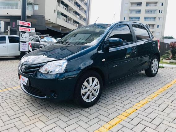 Toyota Etios 1.3 X Automático 2017