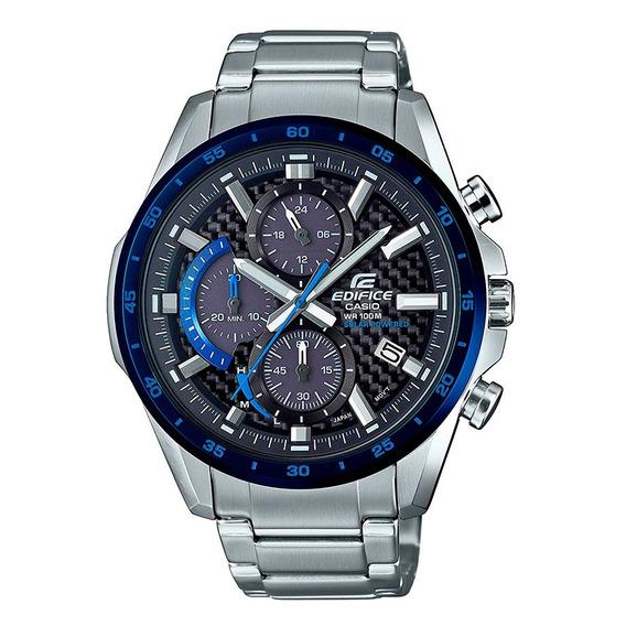 Reloj Casio Eqs-900db-2avcr Para Caballero Ext De Acero
