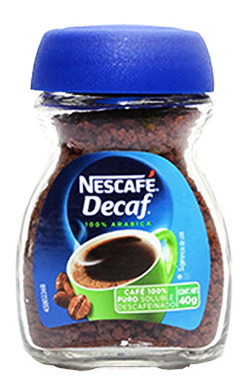 Nescafe Decaf Sol Original De 40 Gr
