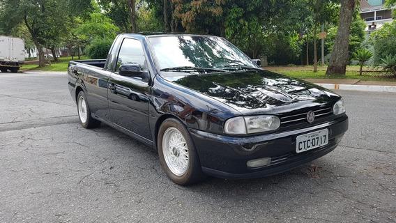 Volkswagen Saveiro 2.0 16v Turbo Com 600 Cv. Aceita Troca!!!