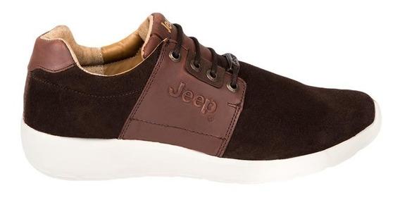 Zapato Casual Jeep S354 D825221 Envio Gratis Msi
