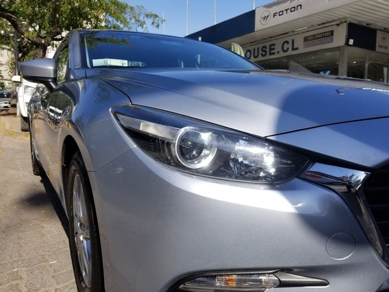 Mazda 3 1.6 Lts 2019