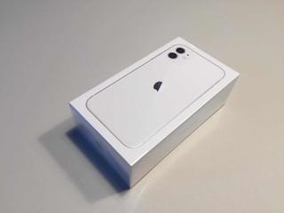 iPhone 11 128 Gb. Nuevo, Liberado Y En Caja Cerrada!