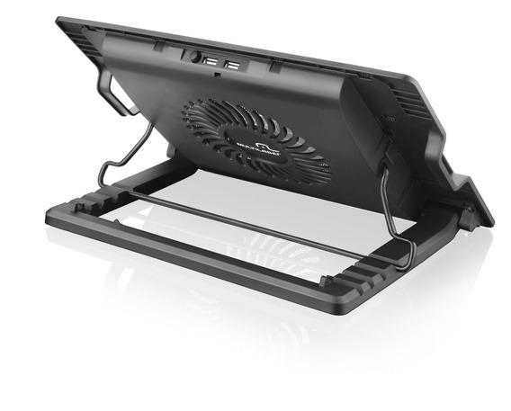 Notepal Vertical C/ Cooler P/ Notebook Multilaser | F/ Grati