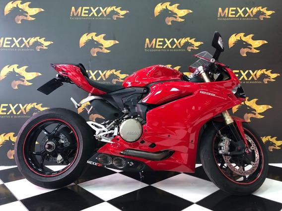 Escapamento Mexx Esportivo Taylor Made Ducati Panigale 1299