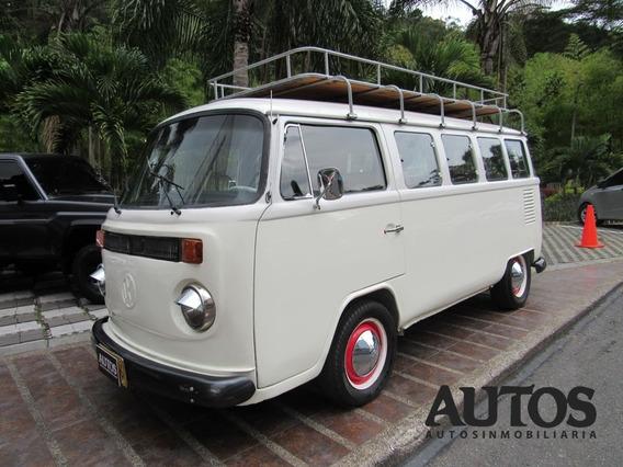 Volkswagen Combi 12p Mt Cc1600