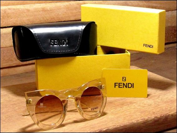 Óculos De Sol New Fendi Lolly Receba Em Até 48 Horas °1718°