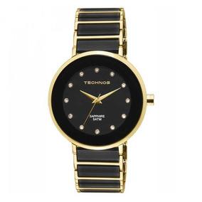 Relógio Technos Feminino Elegance Sapphire 2035lmm/4p