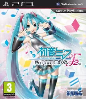 Hatsune Miku: Project Diva F 2nd Original - Play Perú