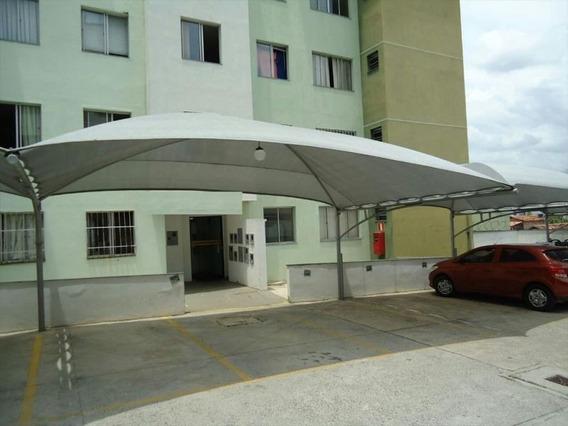 Apartamento Com Área Privativa Com 2 Quartos Para Comprar No Arvoredo Ii Em Contagem/mg - 4419