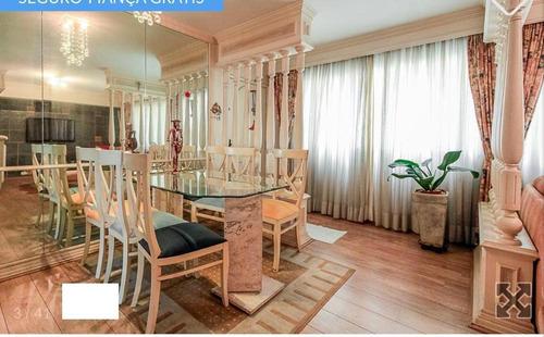 Imagem 1 de 19 de Próximo Metro Brigadeiro - 3 Dormitórios - 3 Suites - 1 Vaga - Ap15263